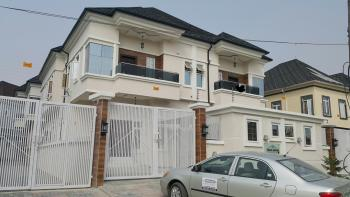 Brand New 4 Bedroom Semi-detached House with Bq, Chevy View Estate, Lekki, Lagos, Semi-detached Duplex for Sale