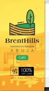 Brenthill Estate, Maitama Extensiom, Maitama District, Abuja, Mixed-use Land for Sale