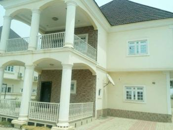 a Well Maintained and Partly Furnished Duplex. Price Open for Negotiations, Shelter View Estate,  Along Apo Dutse Expressway Linking Copacabana, Apo, Abuja, Detached Duplex for Sale