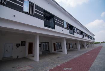 Victoria Crest Estate 3 Beautifully Designed Units of 4 Bedroom Terrace Duplexes, Orchid Hotel Road, Opposite Ocean Bay Estate, Beside Buena Vista, Lafiaji, Lekki, Lagos, Terraced Duplex for Sale