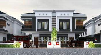 Victoria Crest Estate 3 Luxury 4 Bedroom Semi-detached Duplex with Bq, Victoria Crest Estate, Orchid Hotel Road, Beside Buena Vista, Opposite Ocean Bay Estate, Lafiaji, Lekki, Lagos, Semi-detached Duplex for Sale