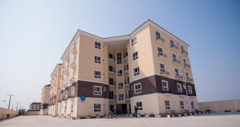 Victoria Crest Luxury Apartment 3 Bedroom Flat Plus Bq, Ajiran, Near Pinnock Beach, Femi Okunnu and Friends Colony Estate, Osapa, Lekki, Lagos, Block of Flats for Sale