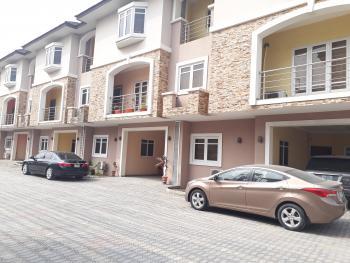 Brand New Tastefully Finished 4 Bedroom Terrace, Oniru, Victoria Island (vi), Lagos, Terraced Duplex for Rent