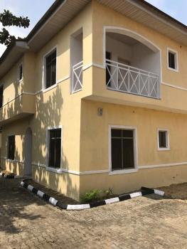 House, Crown Estate Immediately After The New Shoprite, Sangotedo, Ajah, Lagos, Detached Duplex for Sale