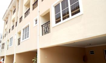 4 Bedroom Terrace Duplex with 1 Bq, Oniru, Victoria Island (vi), Lagos, Terraced Duplex for Rent