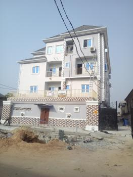 Newly Built 2 Bedroom Flat, Okota, Cele, Isolo, Lagos, Flat for Rent