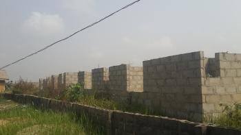 2 Bedroom and 2 Units of Room and Parlour Self Con, Igbogbo, Ikorodu, Lagos, Detached Bungalow for Sale