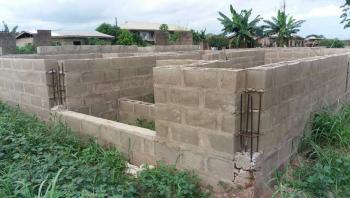 Uncompleted 2 Numbers of 2 Bedroom Flat, Ayetoro, Close to Ayobo, Ogun, Block of Flats for Sale