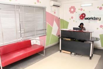 Workbay Virtual Service, 3/9, Olu Koleosho Street, Off Medical Road, Ikeja, Lagos, Office for Rent