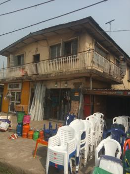 a Storey Building, Shogbamu Street, Bariga, Shomolu, Lagos, Block of Flats for Sale