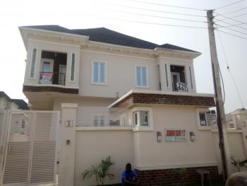 Tastefully Built 4 Bedroom Semi Detached Duplex with One Room Bq, Bera Estate,off Chevron Drive Inside The Estate, Chevy View Estate, Lekki, Lagos, House for Rent