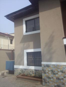 Neatly Finished 4 Bedroom Duplex, Off Kunle Makinde Street, Gra, Magodo, Lagos, Semi-detached Duplex for Rent