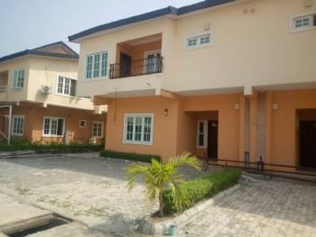 Newly Built 4 Bedroom Semi Detached House with a Room Bq, Phase 3, Lekki Gardens Estate, Ajah, Lagos, Semi-detached Duplex for Sale