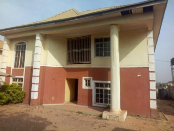 Distress Sale 5 Bedroom Duplex with Guest House, Minfa Estate, Adjacent Efab, Lokogoma District, Abuja, Detached Duplex for Sale