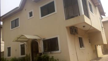 Tastefully N Well Finished 4 Bedroom Twin Duplex with Central Generator, Zone 6, Wuse, Abuja, Semi-detached Duplex for Rent