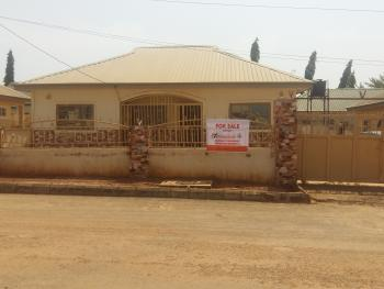 3 Bedroom Detached Bungalow Within an Estate, Cowrie Estate, Opp Von, Lugbe District, Abuja, Detached Bungalow for Sale
