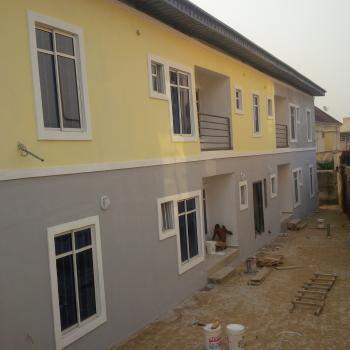 Massive New Built 2 Bedroom Flats, Phase 2, Gra, Magodo, Lagos, Terraced Duplex for Rent