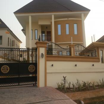 New Beautiful Contemporary 5bedroom Duplex   with Bqs Up for Sale., Phase2, Gra, Magodo, Lagos, Detached Duplex for Sale