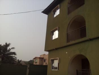 Luxurious 3 Bedroom Flat, Bello Street, Meiran Offf Palace Road, Ijaiye, Lagos, Flat for Rent