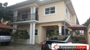 Well Furnished 5 Bedroom Detached House with 2 Rooms Boys Quarter, Vgc, Lekki, Lagos, Detached Duplex for Sale