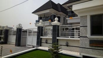 5 Bedroom Detached Duplex with Bq, Chevy View Estate, Lekki, Lagos, Detached Duplex for Sale