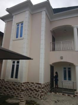 Newly Built 4 Bedroom Duplex, Abule Egba, Ekoro, Oke-odo, Lagos, Detached Duplex for Sale