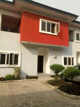 Lovely Serviced 4 Bedroom Duplex in an Estate  with Good Security, Osapa, Lekki, Lagos, Terraced Duplex for Rent