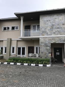 Spacious 3 Bedroom Semi Detached Duplex + 1 Room Bq, Osbourne Foreshore Estate 2, Osborne, Ikoyi, Lagos, Semi-detached Duplex for Rent