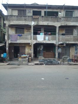 Two Stories Building Tenement, Onanuga Street, Off Olateju Street, Mushin, Lagos, House for Sale