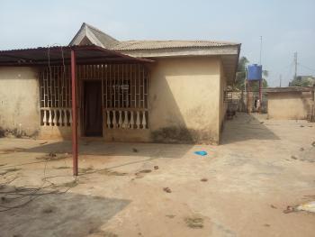 4 Bedroom Bungalow on a Plot of Land, Peace Estate, Command, Ipaja, Lagos, Detached Bungalow for Sale