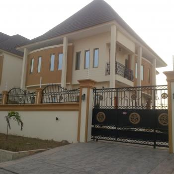 New Beautiful Contemporary 5 Bedroom Duplex with Bqs and Swimming Pool, Phase 2, Gra, Magodo, Lagos, Detached Duplex for Sale
