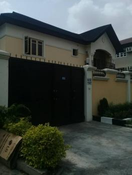 an Uncompleted Building of a Wing of 5 Bedrooms Semi Detached Duplex (back Wing), in a Serene and Beautiful Location at Off Emmanuel Keshi Street, Magodo Gra Phase 2, Shangisha, Gra, Magodo, Lagos, Semi-detached Duplex for Sale