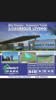 Plots of Land, Directly Facing Lftz and Ntda Express Way on Both Sides, Iberekodo, Ibeju Lekki, Lagos, Mixed-use Land for Sale