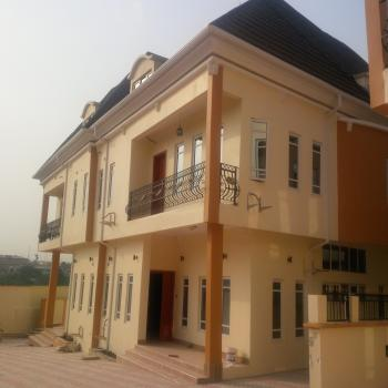 New Beautiful Contemporary 4 Bedroom and 1 Room Penthouse Semi Detached Duplex with Bqs and Swimming Pool, Gra, Magodo, Lagos, Detached Duplex for Sale