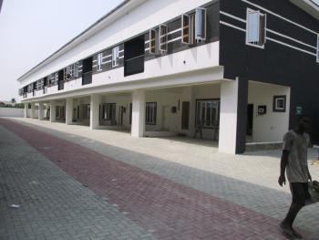 Luxury Finished 4 Bedroom Terrace House, Orchid Road, Lafiaji, Lekki, Lagos, Terraced Duplex for Sale