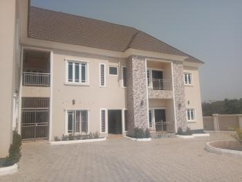 Tastefully Finished 3 Bedrooms Flat, Close to Peace Haven Hotel, Wuye, Abuja, Flat for Rent