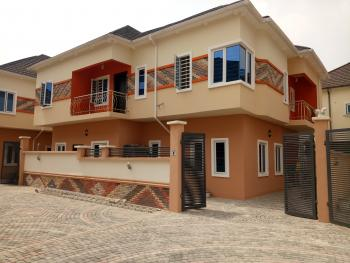 Newly Built and Well Finished 4 Bedroom Fully Detached Duplex with a Room Bq and Solar Panels, White Oak Estate, Agungi, Lekki, Lagos, Detached Duplex for Sale