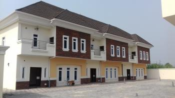 Brand New and Nicely Finished 3 Bedroom Terraced Duplex with Boys Quarter, Ajah, Lagos, Terraced Duplex for Sale