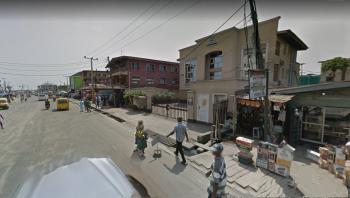 Two Storey Building, New Garage Road, Oworonshoki, Gbagada, Lagos, Block of Flats for Sale