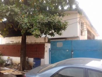 a Block of 2 Units of 4 Bedroom Semidetached House with 1 Room Bq Each, Off Coker Road, Ilupeju Estate, Ilupeju Estate, Ilupeju, Lagos, Semi-detached Duplex for Sale