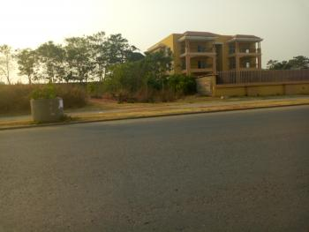 2000sqm Land with C of O on a Major Road, Nnpc/ Asokoro Road, Guzape District, Abuja, Residential Land for Sale
