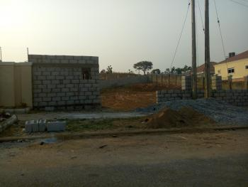 1800sqm Newly Fenced Land for Sale, Dantata Area, Guzape District, Abuja, Residential Land for Sale