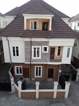 Tastefully Built 4bedroom Semi Detached Duplex, Opposite Agungi Before Chevron., Ologolo, Lekki, Lagos, Semi-detached Duplex for Sale