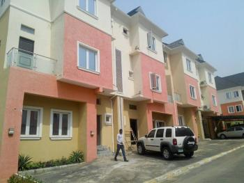 Amazingly Designed 3 Bedrooms Luxury & Serviced Apartment with Bq, By Cedar Crest Hospital, Near Brains & Hammers Estate, Off Oladipo Diya Way, Apo, Abuja, Flat for Sale