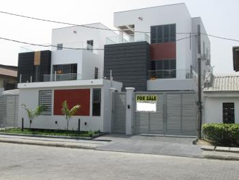 Luxury Finished 5 Bedroom Fully Detached House with Swimming Pool, Off Fola Osibo Street, Lekki Phase 1, Lekki, Lagos, Detached Duplex for Sale