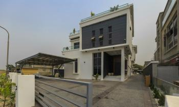 Luxury Newly Finished 5 Bedroom Smart House, Arcadia Groove Estate, Osapa, Lekki, Lagos, Detached Duplex for Sale