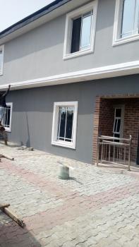 a Luxury 3 Bedroom Duplex, Akins, Marshy Hill Estate, Badore, Ajah, Lagos, Detached Duplex for Rent