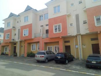 Brand New & Serviced 4 Bedrooms Terrace Duplex with Bq, Near Brains & Hammers Estate, Off Oladipo Diya Way, Apo, Abuja, Terraced Duplex for Rent