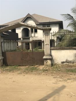 4 Bedroom Duplex, By Mee Lounge, Uyo, Akwa Ibom, Detached Duplex for Sale