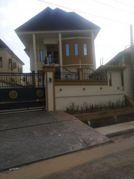 Brand New Tastefully Finished 5 Bedroom Detached House with 2 Rooms Bq, Off Bashiru Shittu Street, Gra, Magodo, Lagos, Detached Duplex for Sale